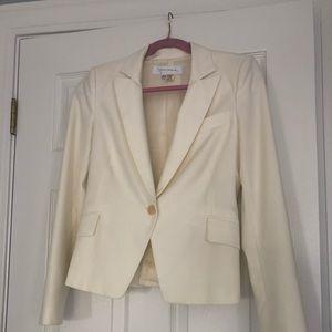 Figure flattering Zara Woman fully lined blazer